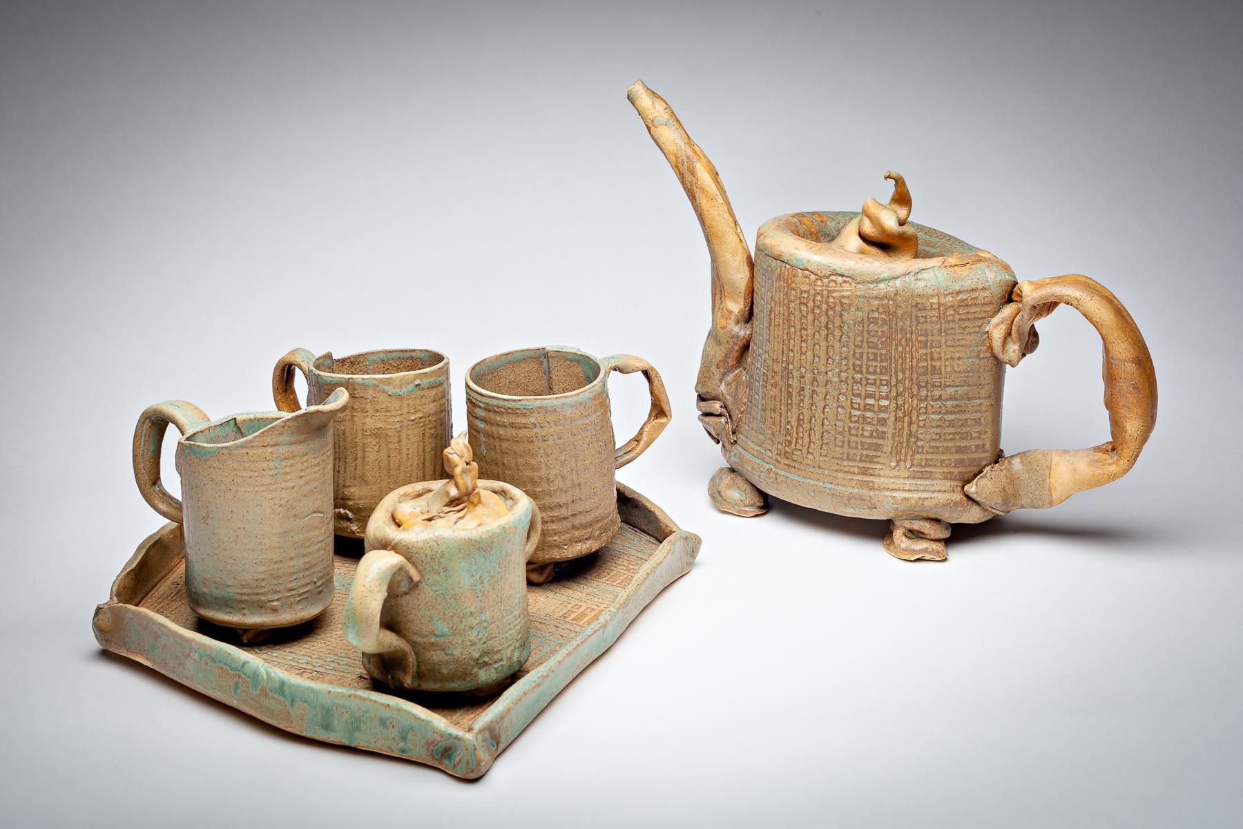 Máðum: Gandalf's Tea Set - Mindy Moore