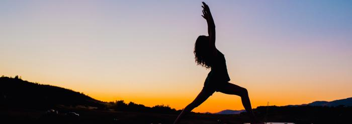 Heart opening yoga - Read the article.