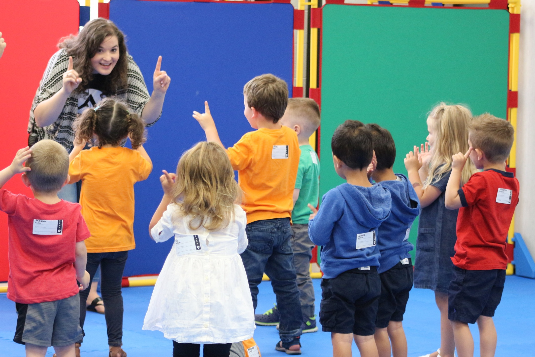 PRESCHOOL   Preschool-aged kids will love our Preschool room for ages 3-5 year olds. Preschool children experience an age-appropriate service with worship, video message, live teaching, small group break off and games!