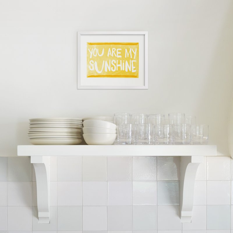 My Sunshine Love art print - Minted.com