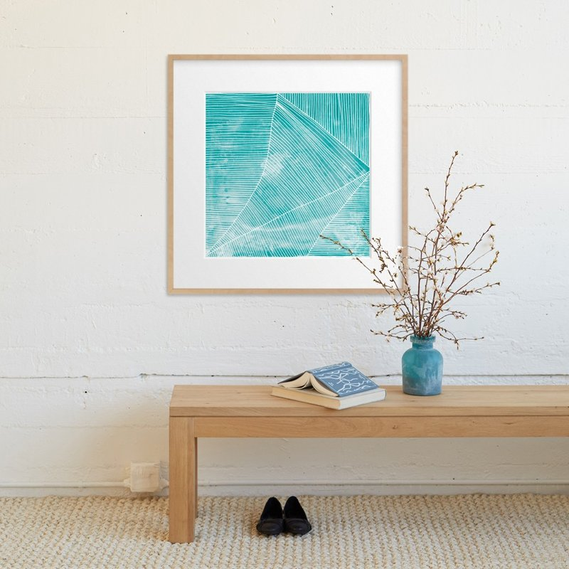 Hide art print - Minted.com