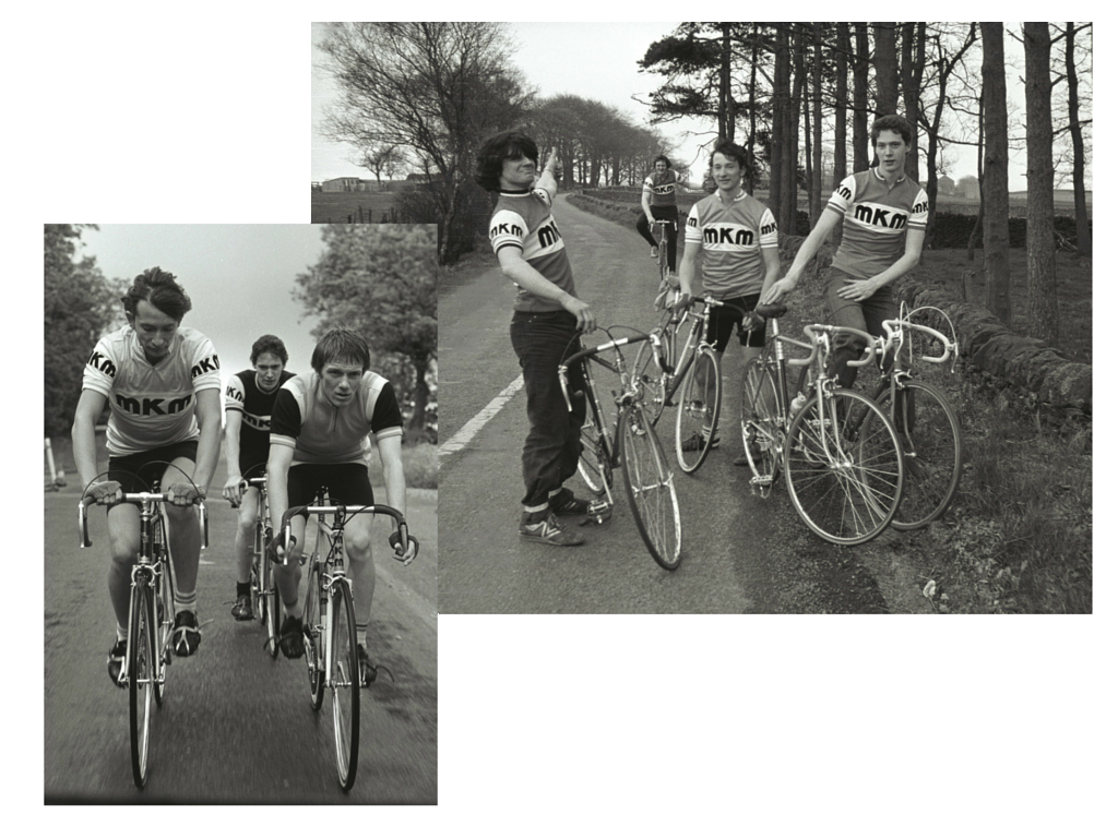 Vintage MKM Riders