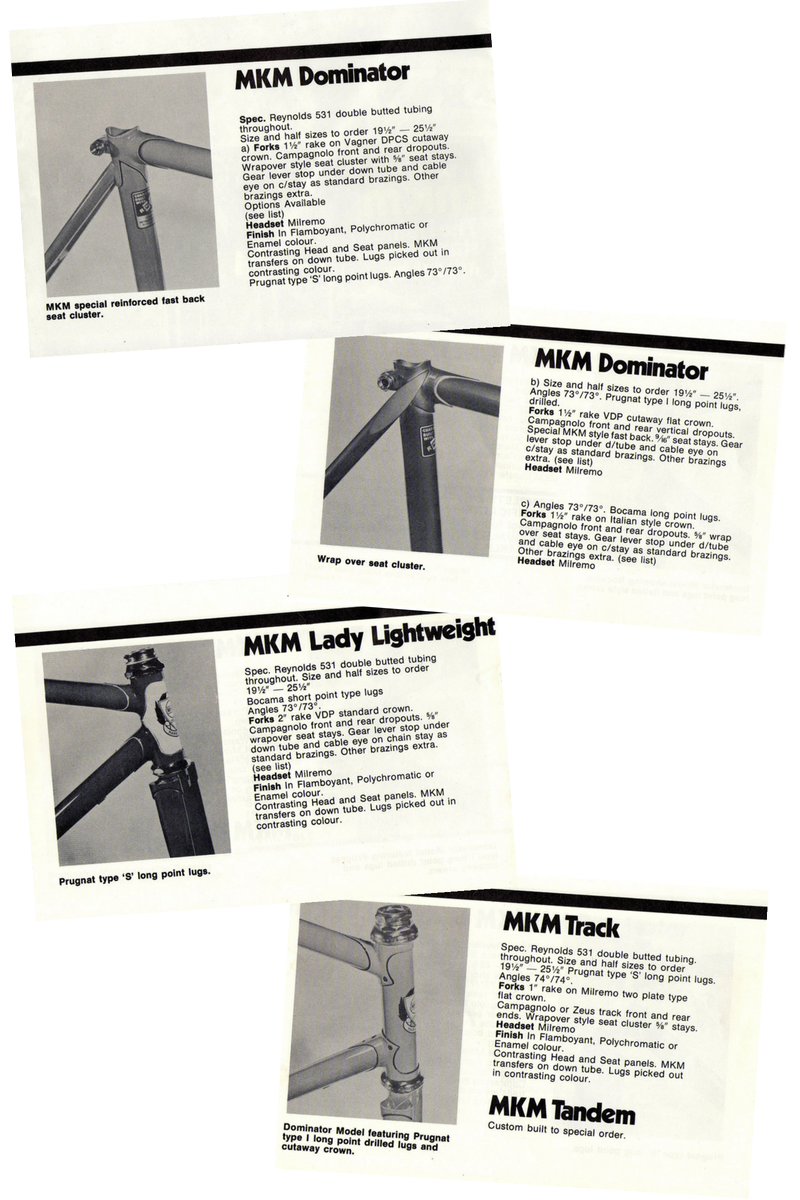 MKM Catalogue Adverts
