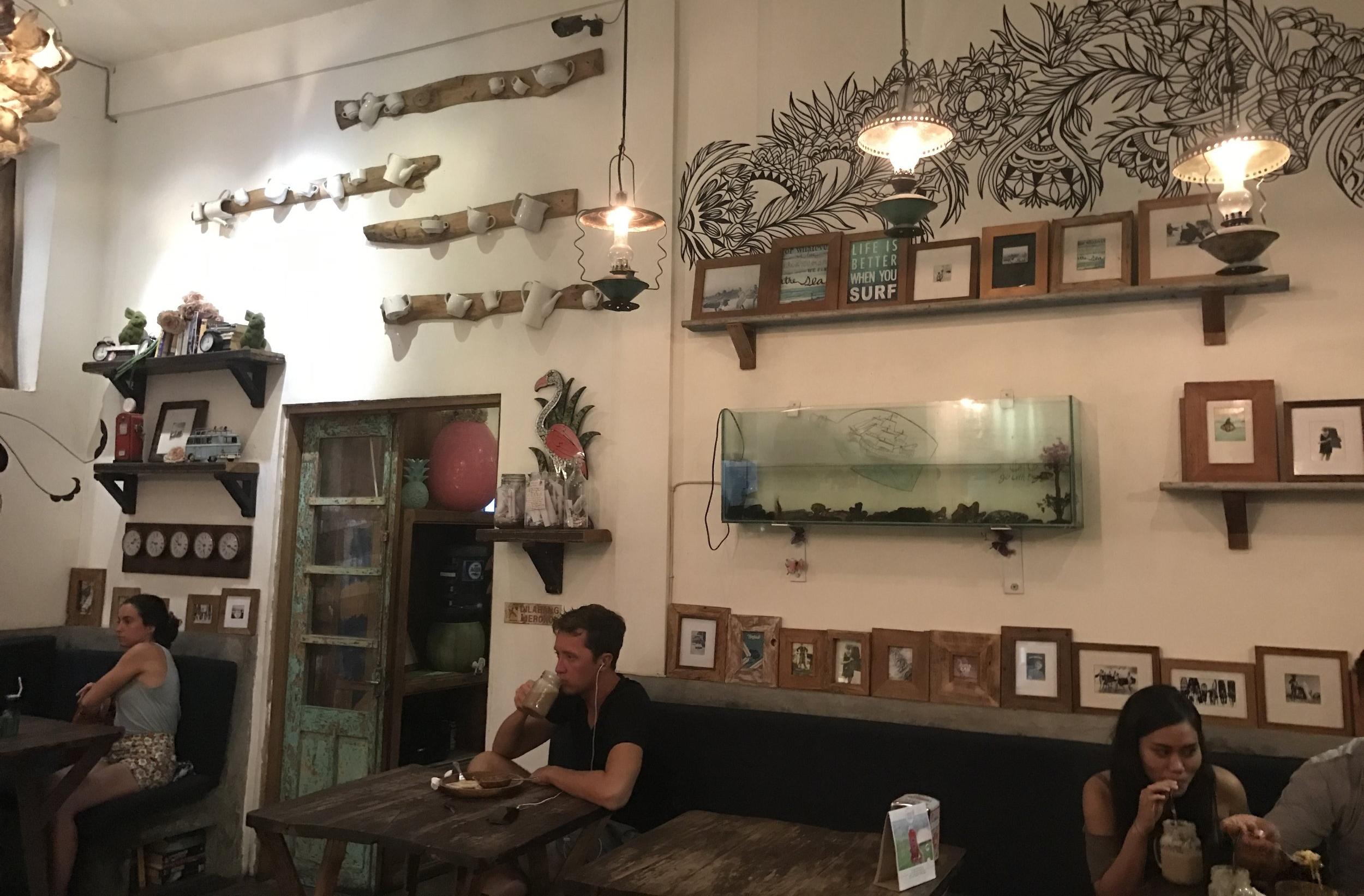 Roti Roti Canggu Bali