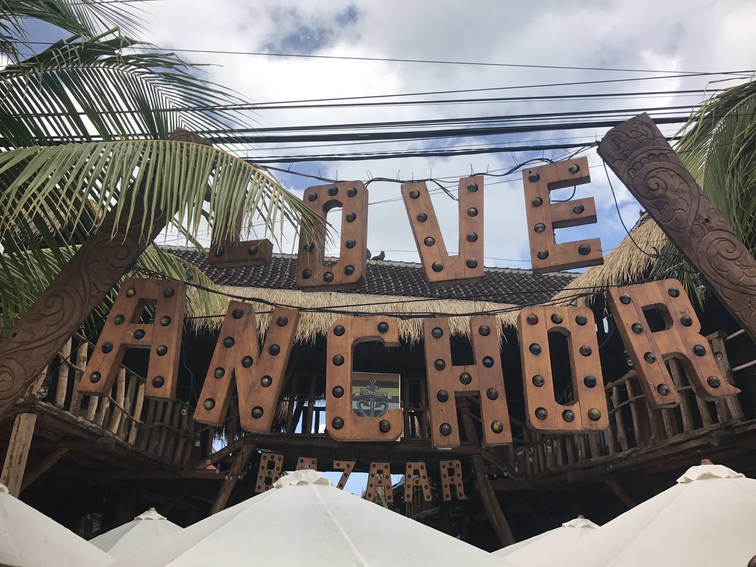 Love Anchor Canggu Bali