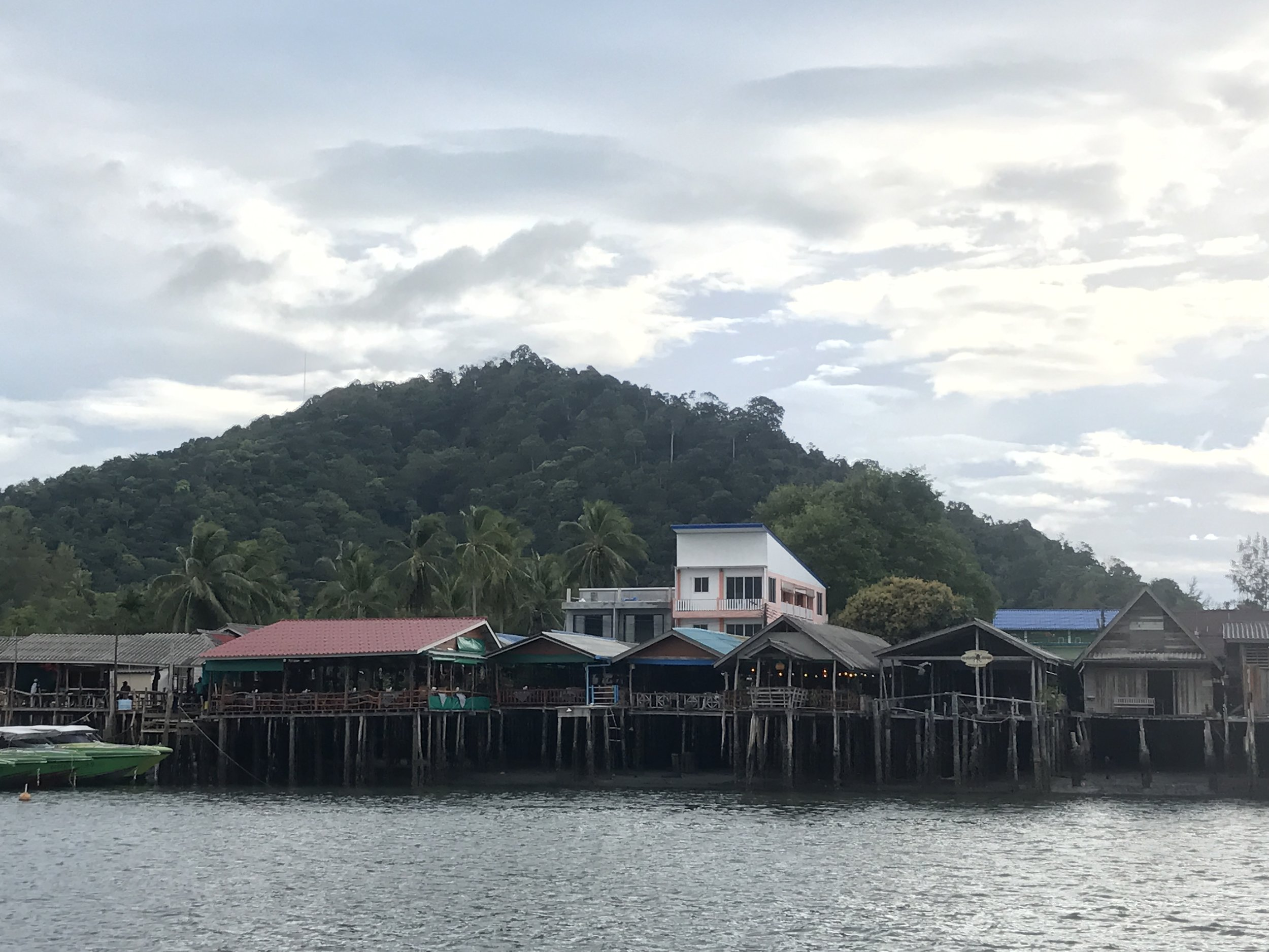 Saladan Pier.