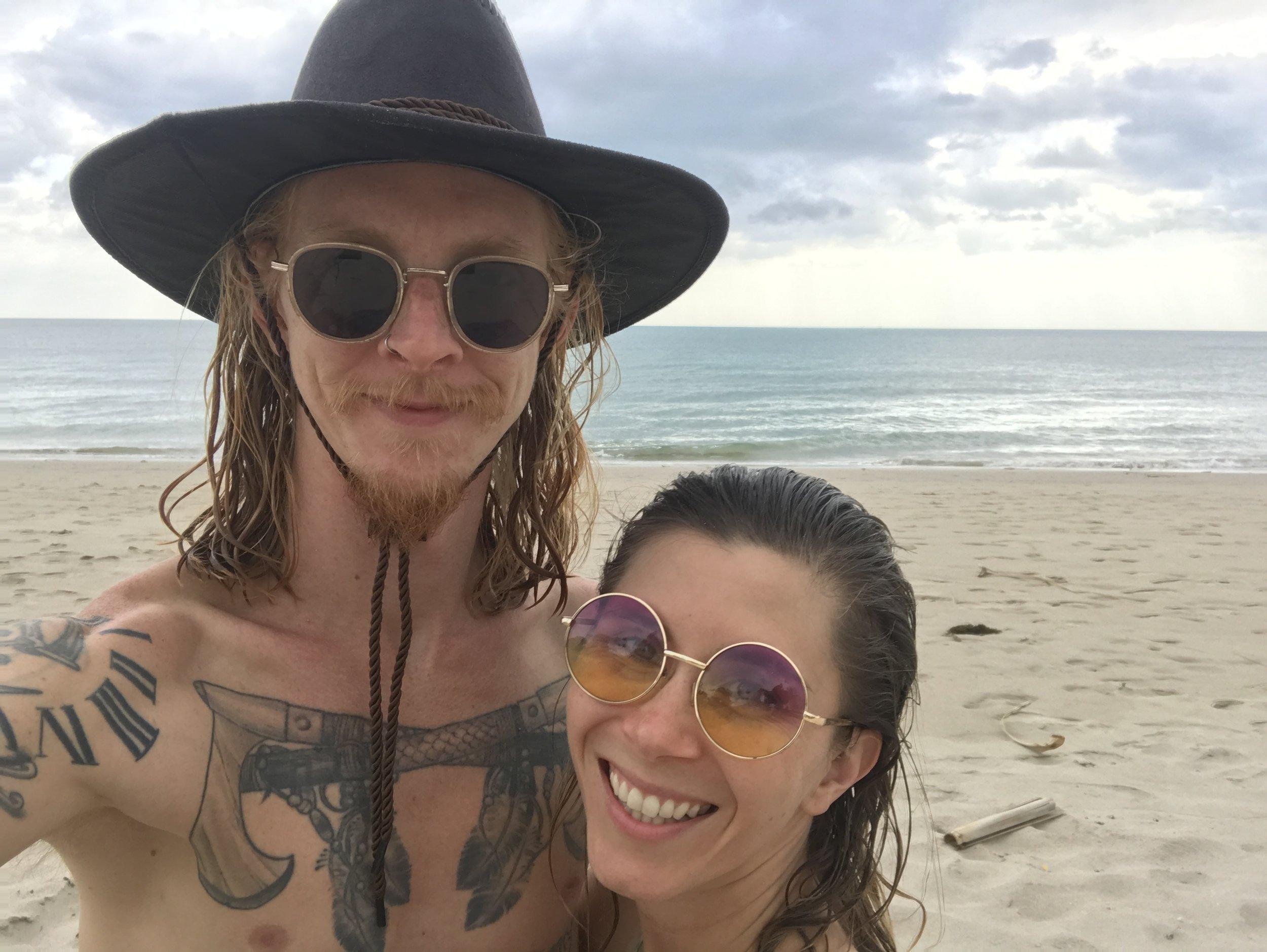 Klong Nin Beach Selfie Ko Lanta.JPG