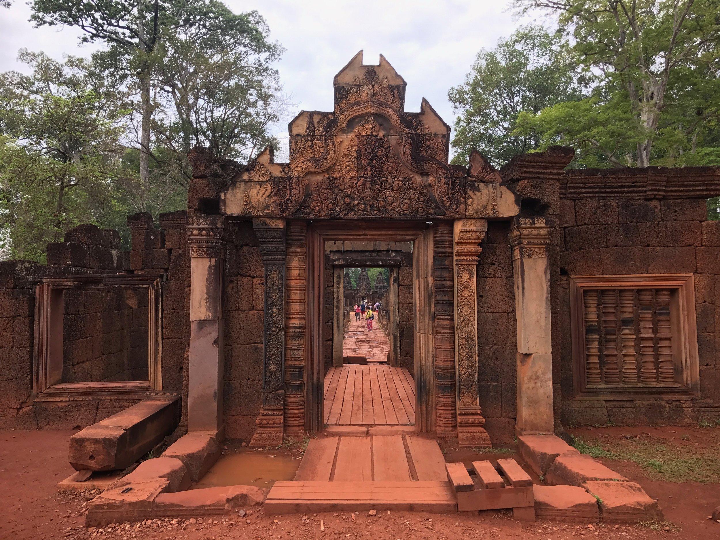Banteay Srei Angkor Wat Cambodia