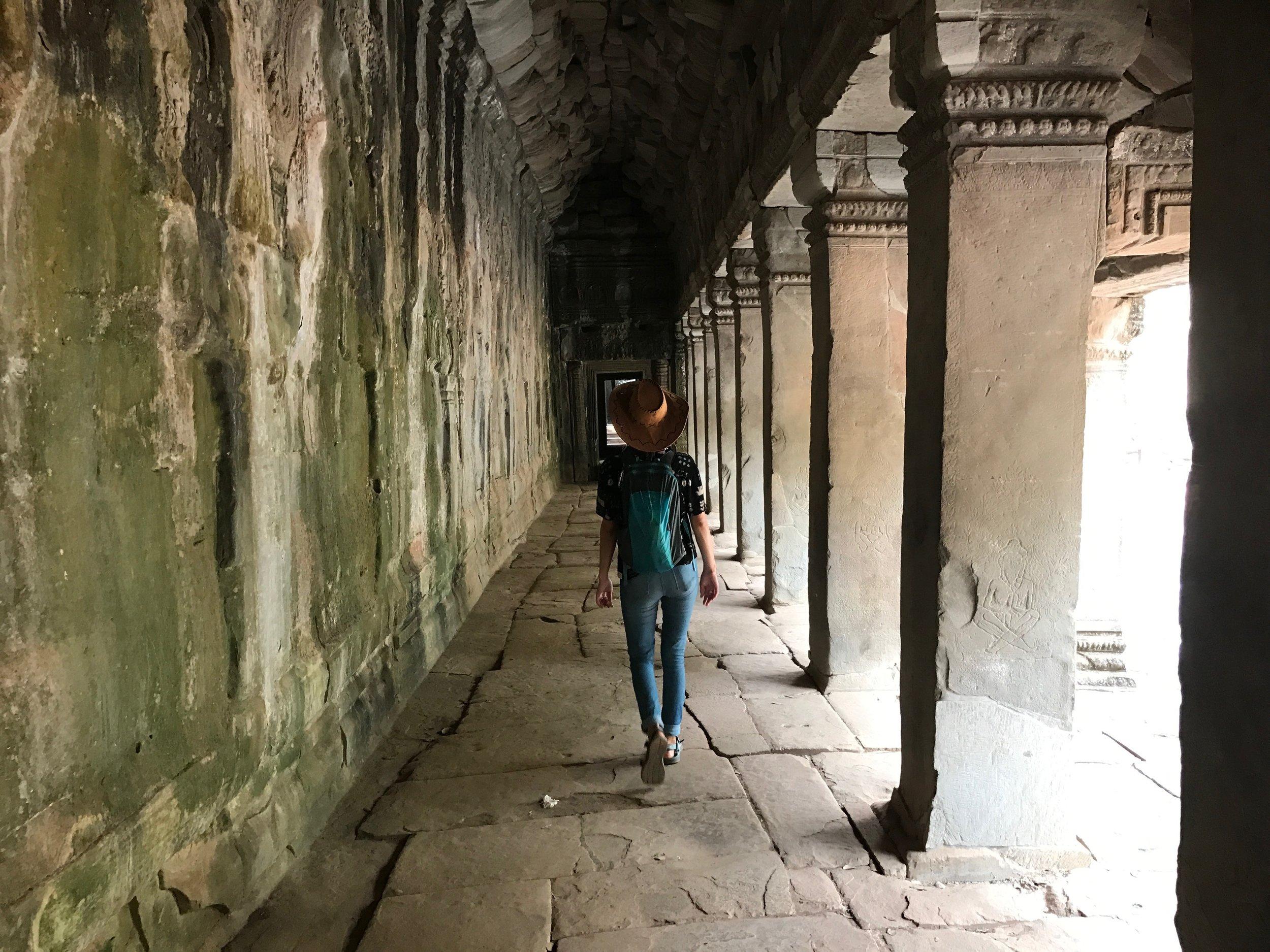 Ta Prohm Cambodia Angkor Wat