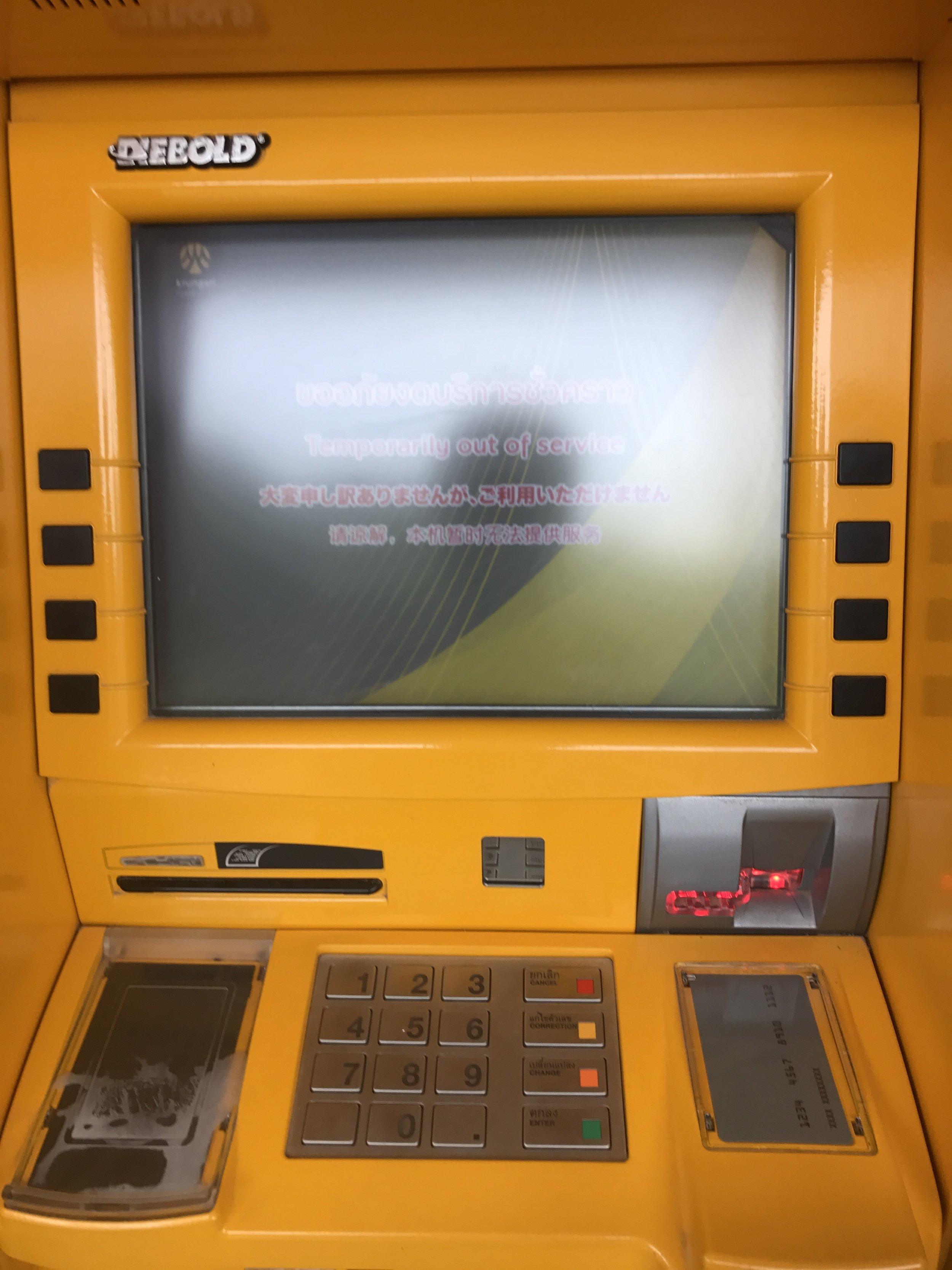 ATM Thailand