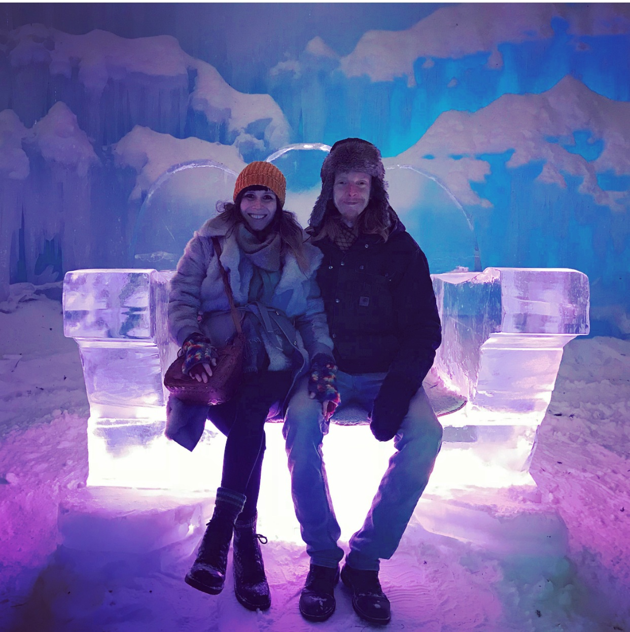 NH Ice Castles Know Stone Unturned