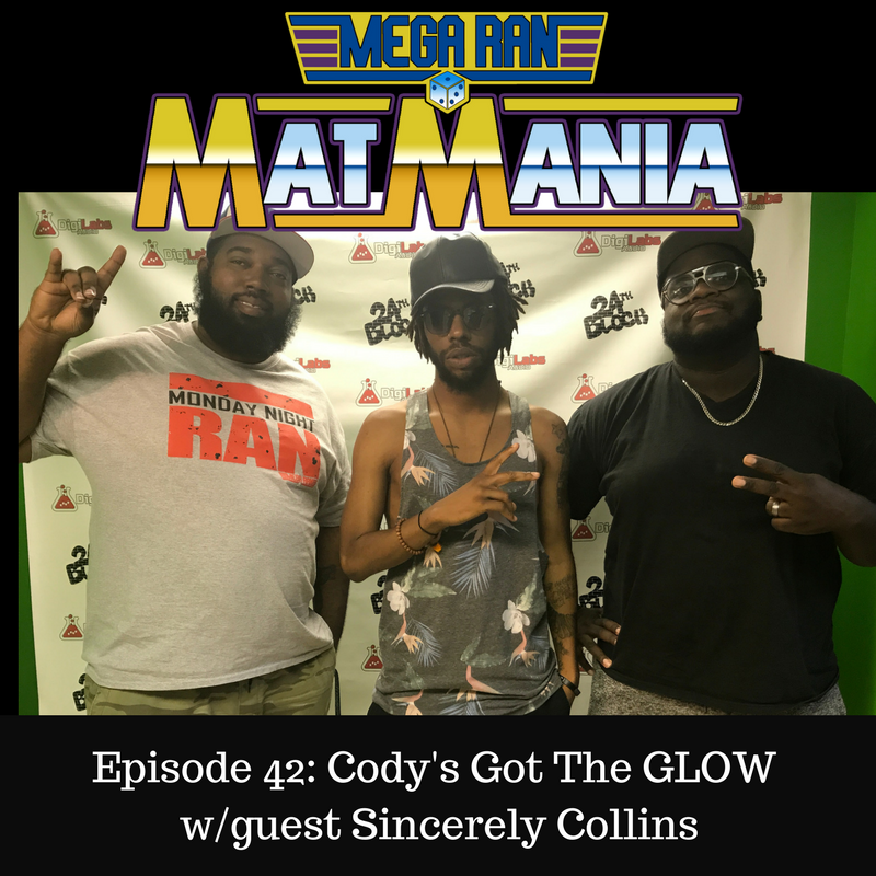 Mat Mania Episode 42