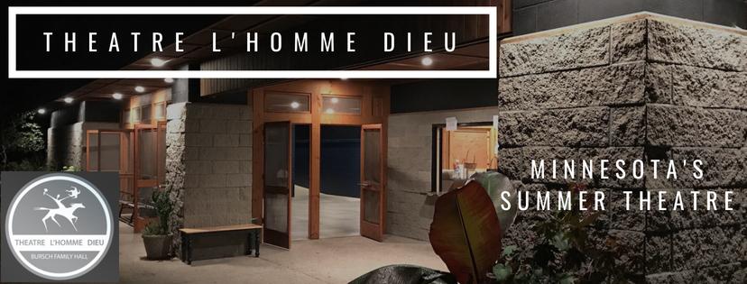 sélection premium 7a827 34d25 Tickets, Passes + Gift Certificates — Theatre L'Homme Dieu