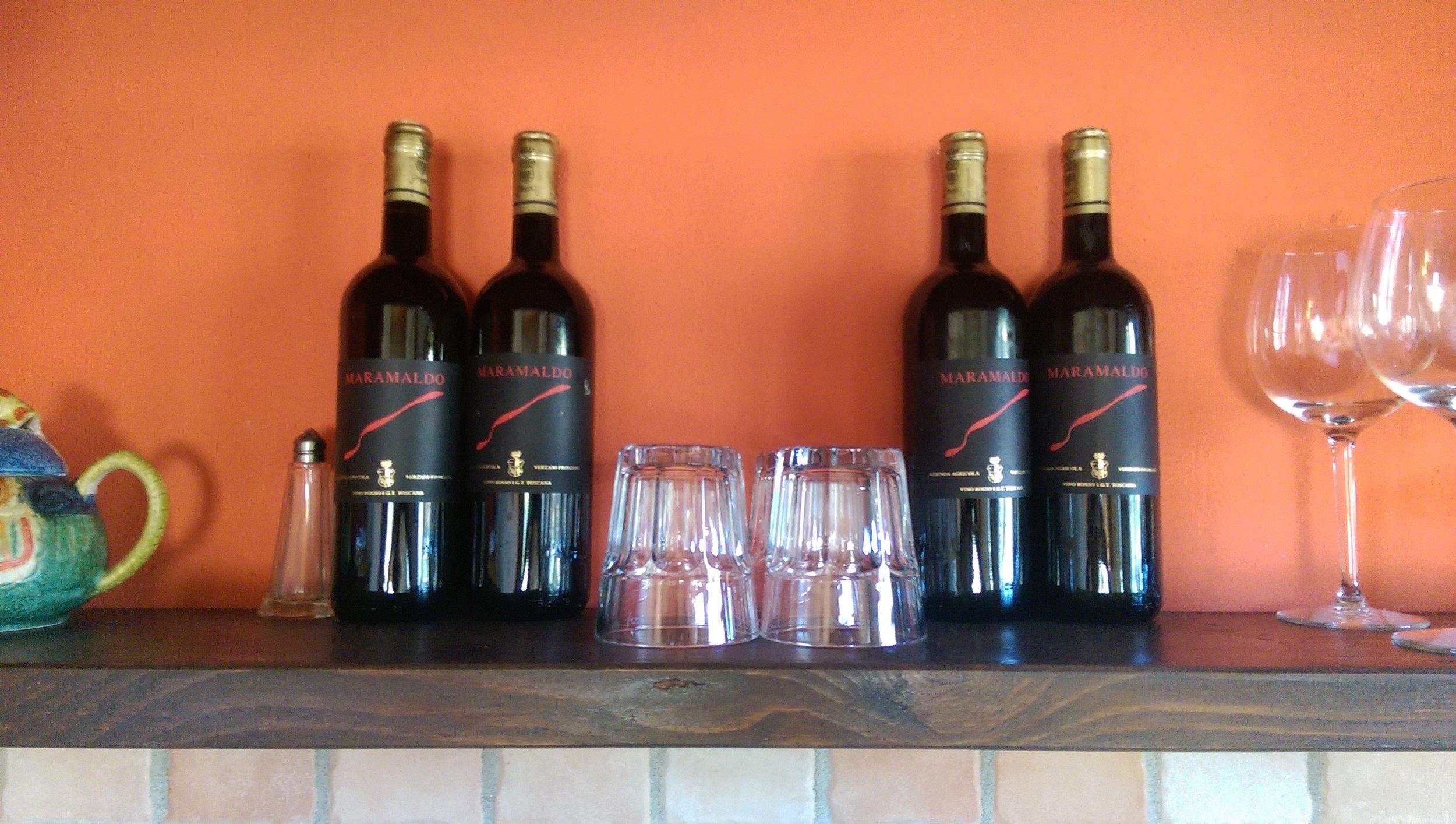 Maramaldo wines