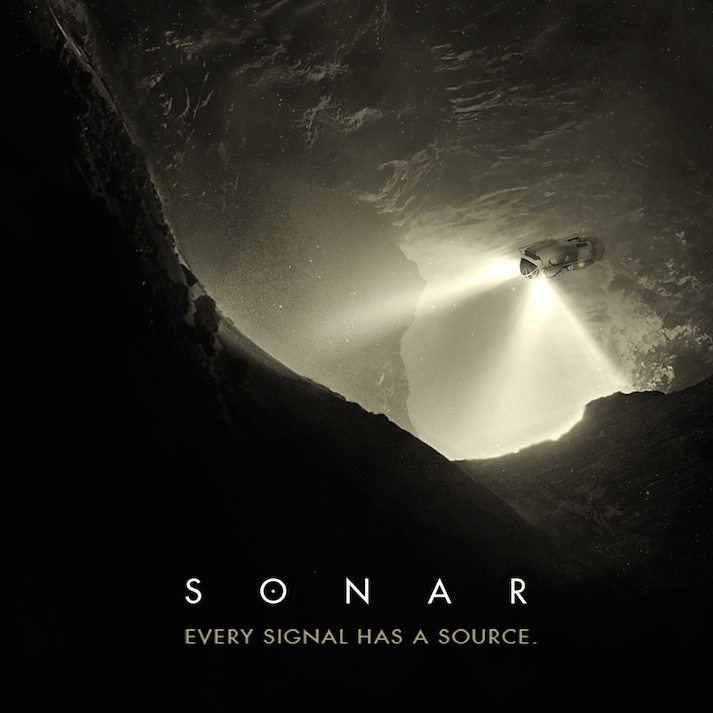 Sonar - Journey into the depths of an asteroid, exploring sprawling ancient caves. The only sunlit object in the vastness of space. It's magical, awe-inspiring... until something goes wrong.