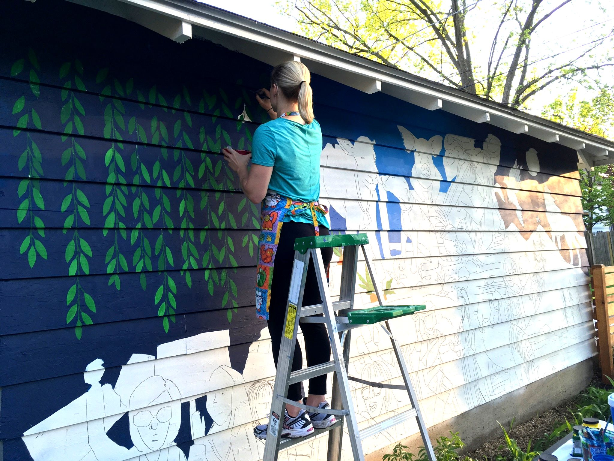 local Murals -
