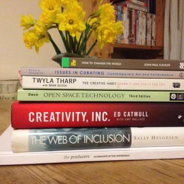 A Producer's Bookshelf (Producer Development) -