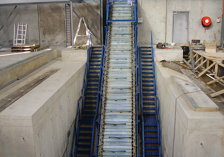 Completed Press Pit - Carron Concrete Melbourne's Leading Concrete Contractor