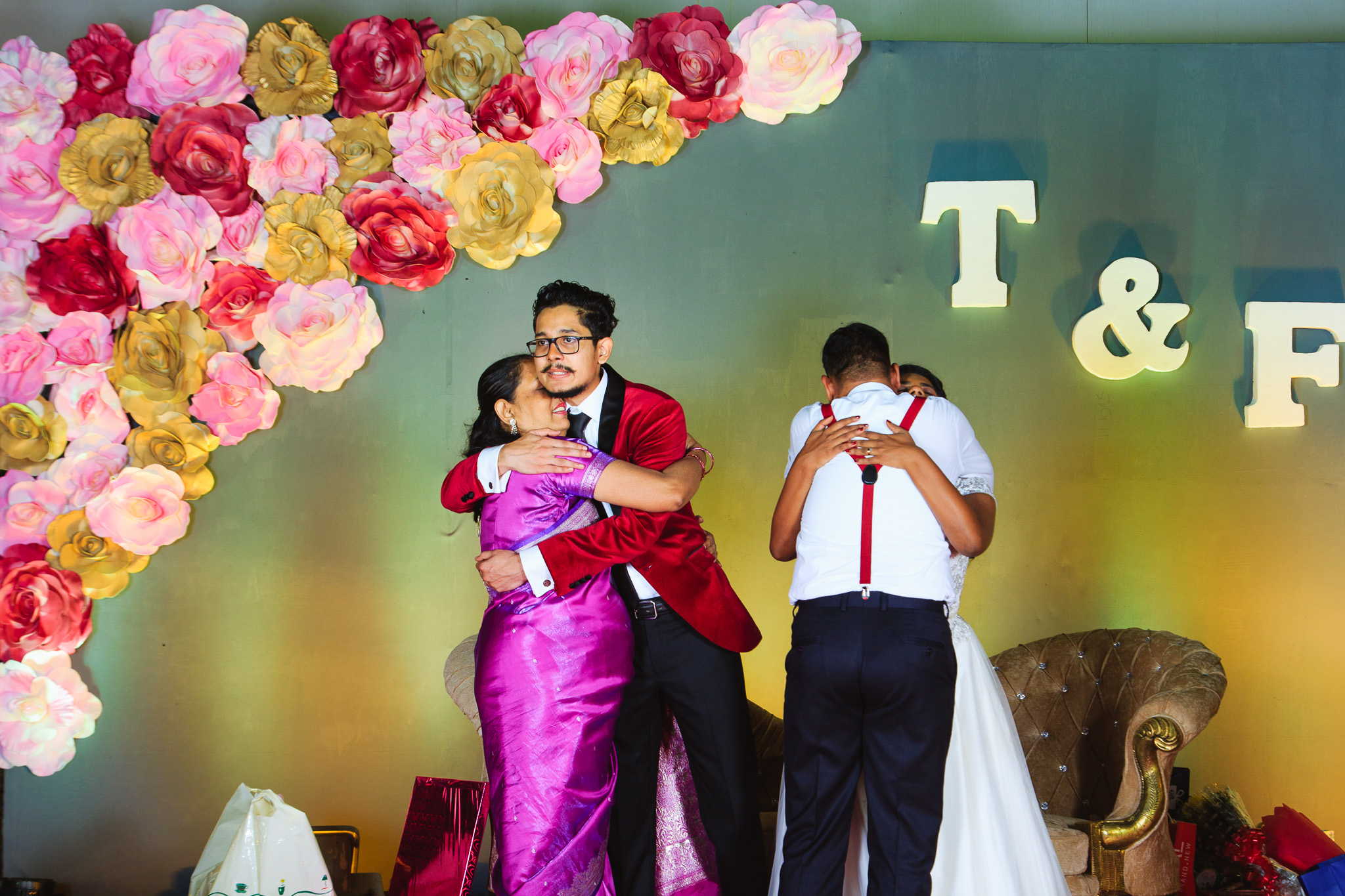 Taarika & Felix | Christian Wedding at Palace Grounds