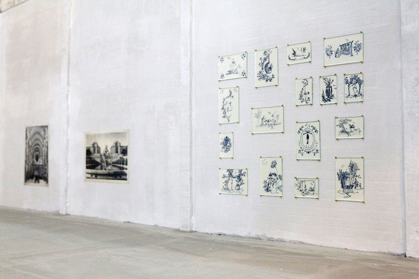 Elisa Fantozzi, Johanna Perret