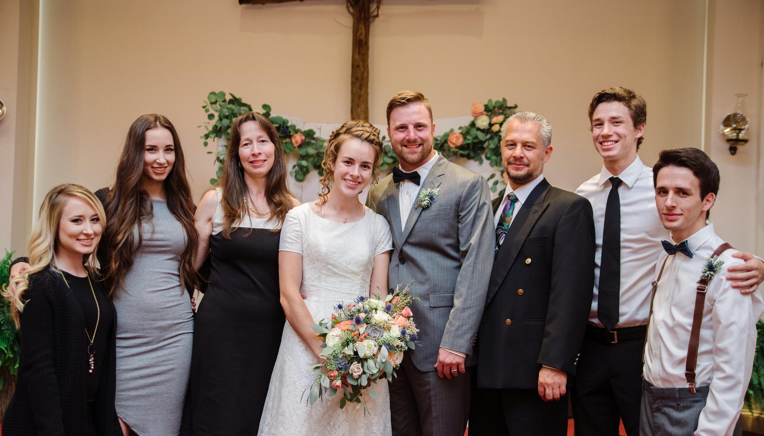 The Diepeveen Family