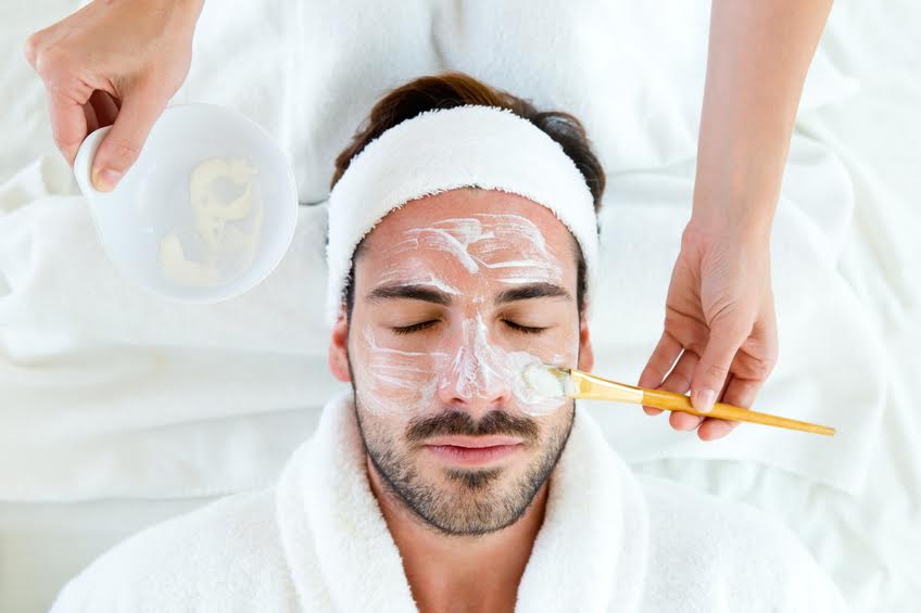 men's skin care - These facials are designed for the gentleman who enjoys taking care of his skin and appreciates a luxurious facial.