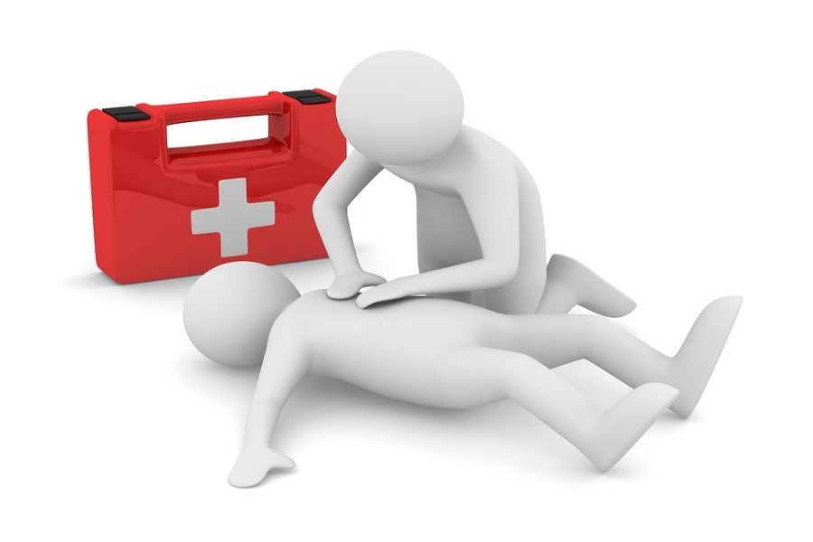 Red Cross Level C, standard First Aid and cpr and AED usage. Certification for 3 years.  $125  for Full Certification.  $75  for a Re-certification