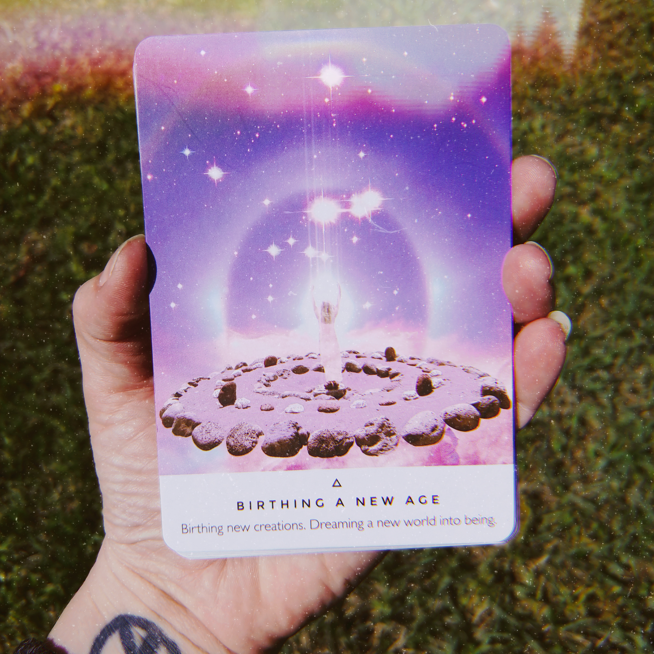 April 22, 2019 Oracle Message Your Spirit Sparkle