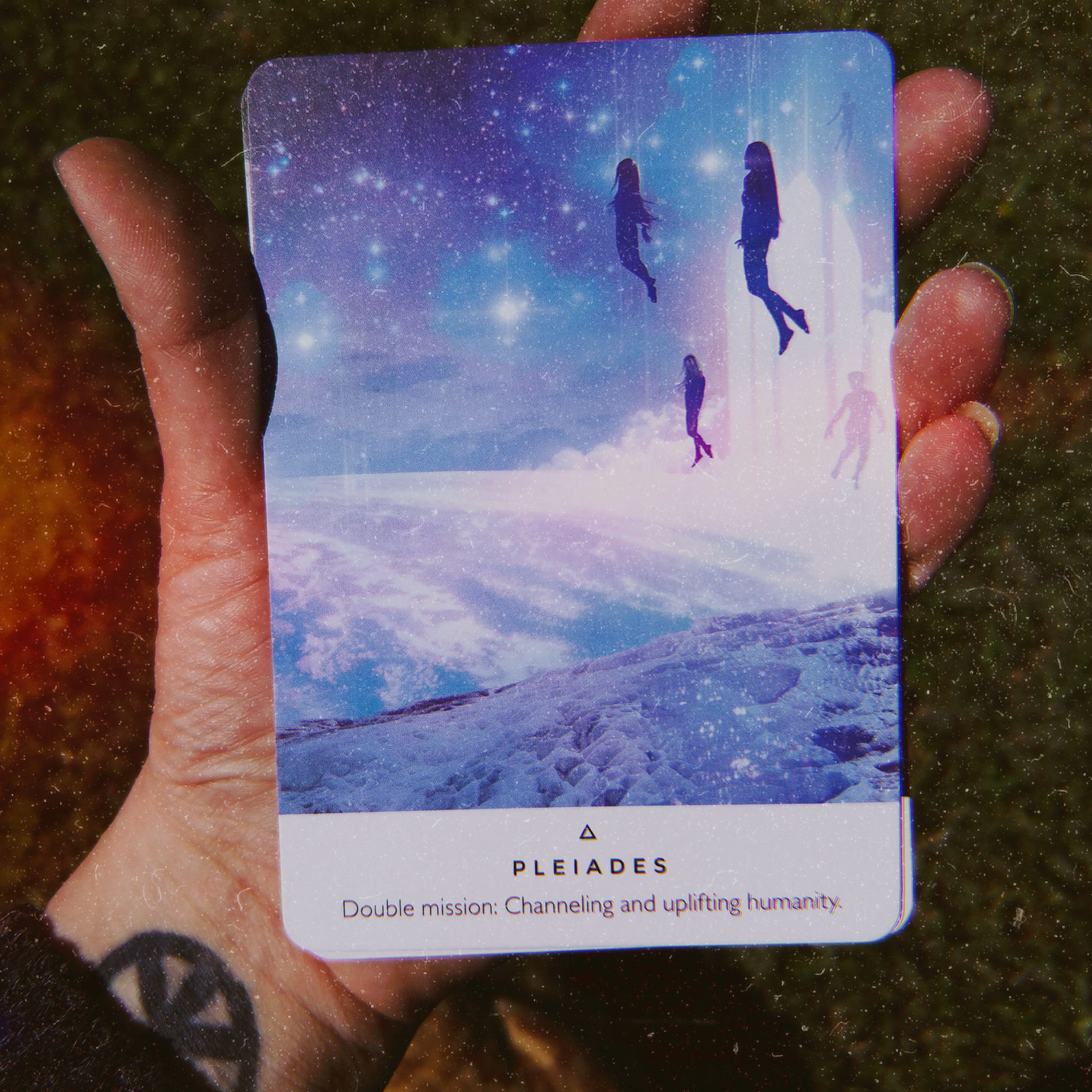 April 25, 2019 Oracle Message Your Spirit Sparkle