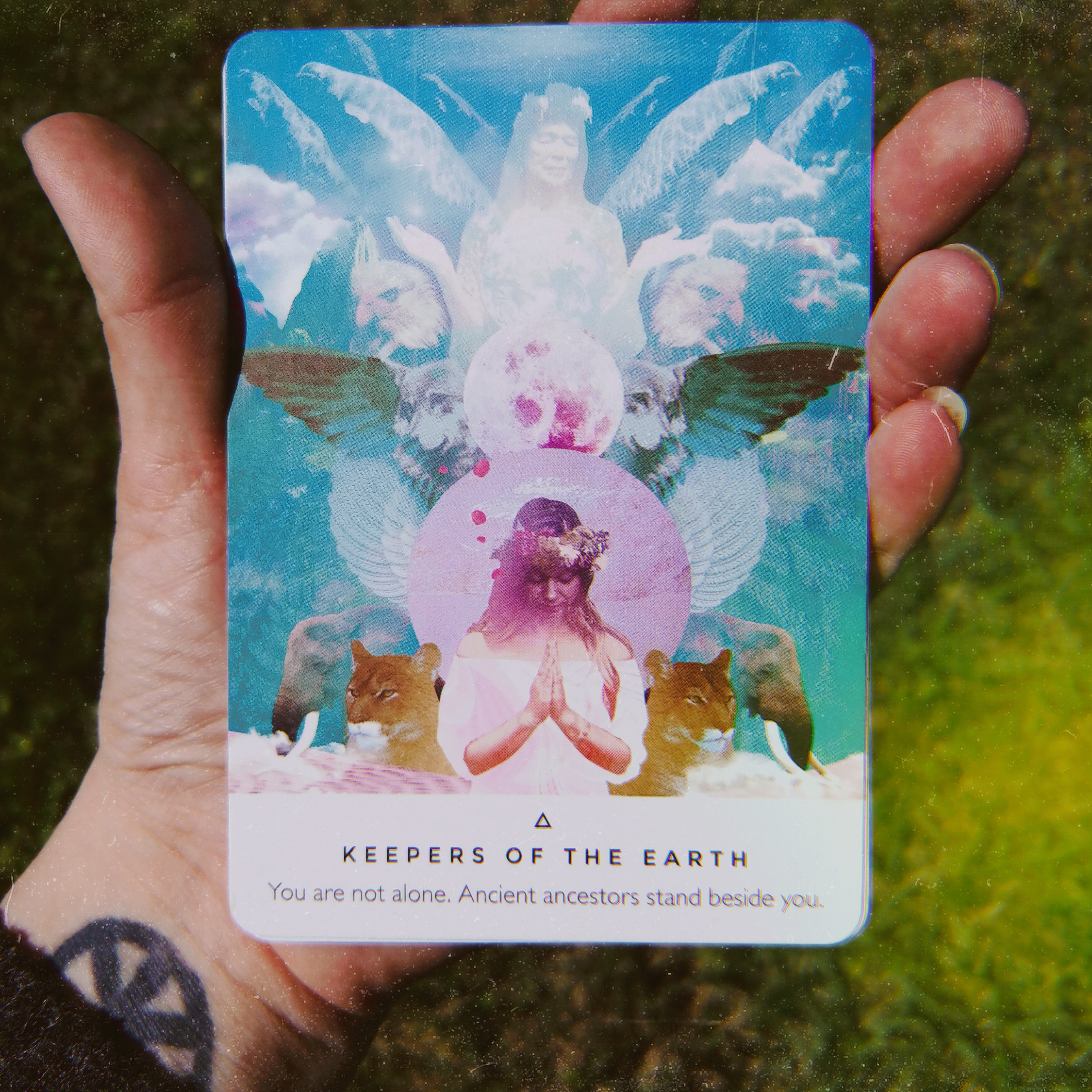 April 27, 2019 Oracle Message Your Spirit Sparkle