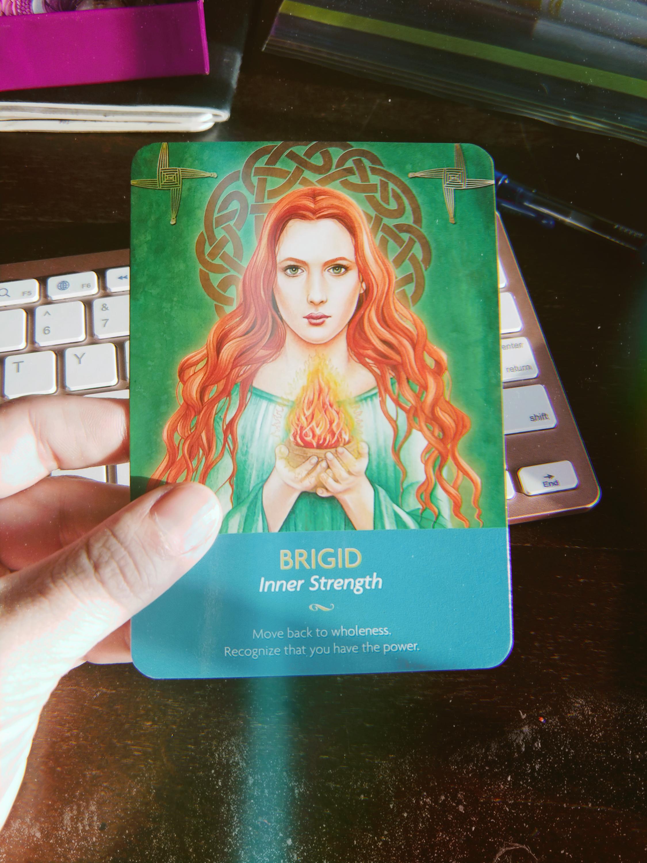 Oracle Readings with Megan Monique at Your Spirit Sparkle
