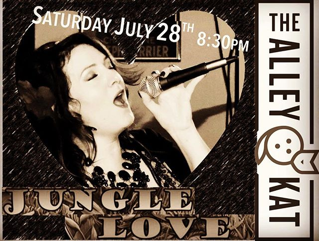 Don't miss the #soulfulmusic of #junglelove at #thealleykatny Saturday night!  #hudsonvalleyband #hudsonvalley #gourmetwoodfiredpizza #appetizers #draftbeer #cocktails #mixeddrinkspecials