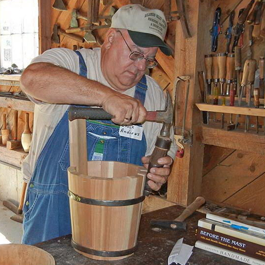 WMUK: Coopering Students Come From...