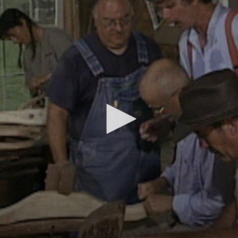 PBS: The Woodwright's Shop
