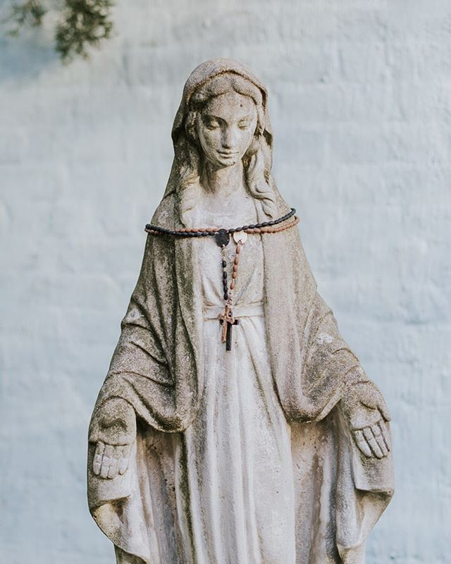 """The Lady more brilliant than the Sun."" . . . Let us join our hearts in union with the Immaculate Heart of Mary—praying that she continues to draw us deeper into a thriving, vibrant, and unending relationship with Jesus. . . . From there, evangelization ultimately becomes an invitation into a sacred family. The holiest of families. . . .  Our Lady of Fatima, pray for us!! #totustuus #tojesusthroughmary #lovestartsathome"
