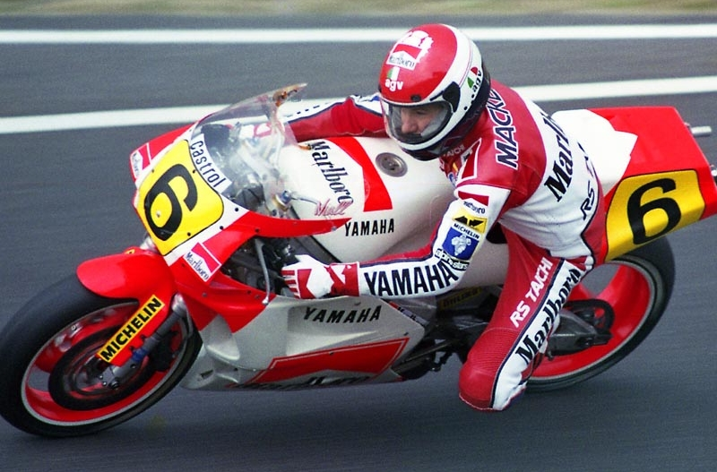 niall mackenzie - British Superbike Championship Winner 1996, 1997, 1998