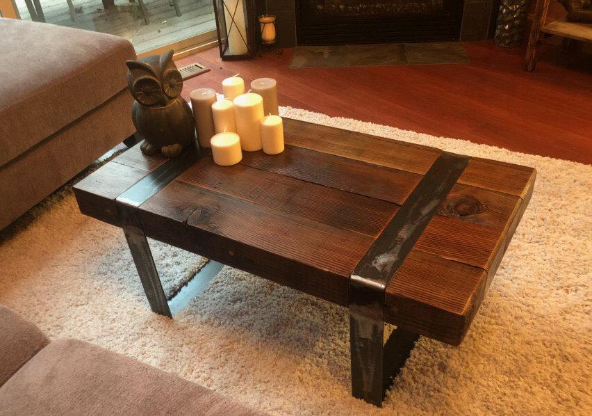 Reclaimed Wood Tables Portland Oregon, Furniture Builders Portland Oregon