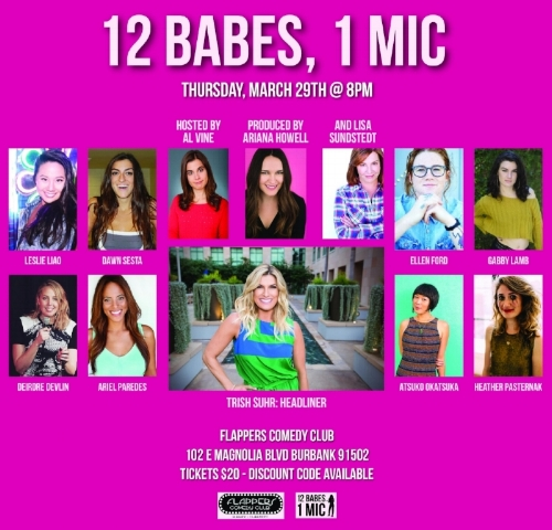 12 Babes March Poster.jpg
