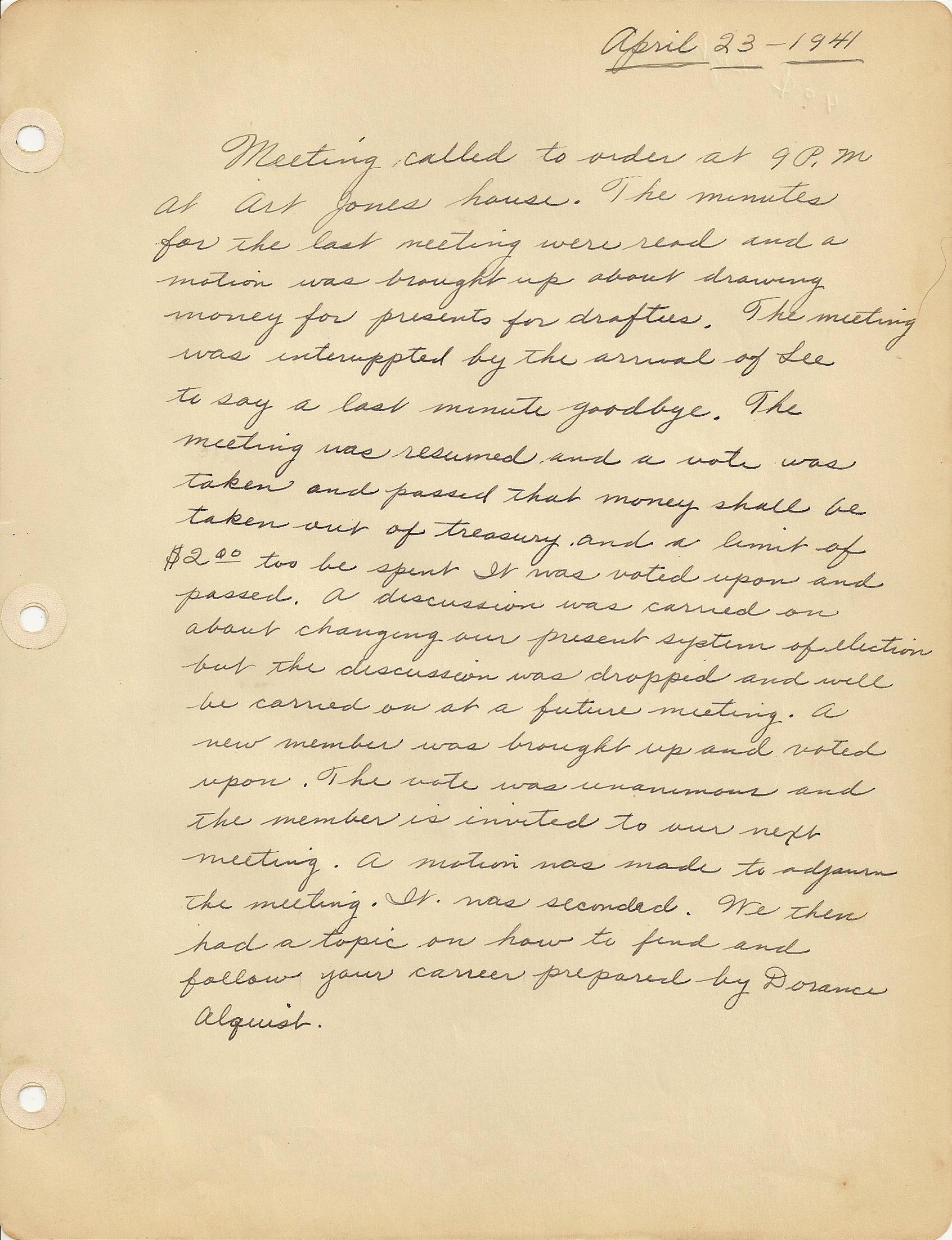 Minutes 4.23.1941.jpg
