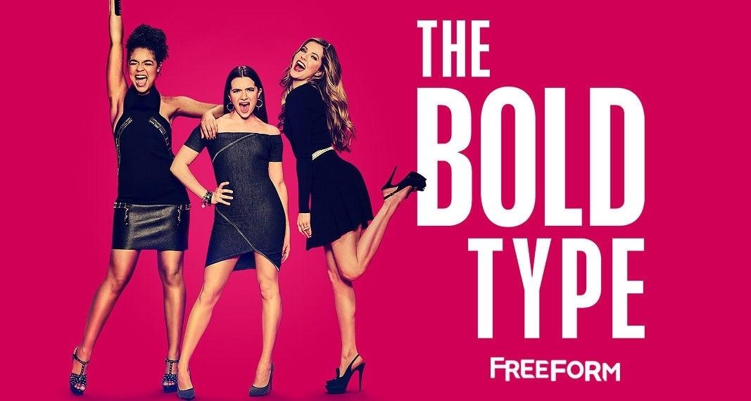 The Bold Type - Cast: Aisha Dee, Katie Stevens, Meghann Fahy, Melora HardinRole: Tia (Season 3 Recurring)Network: Freeform