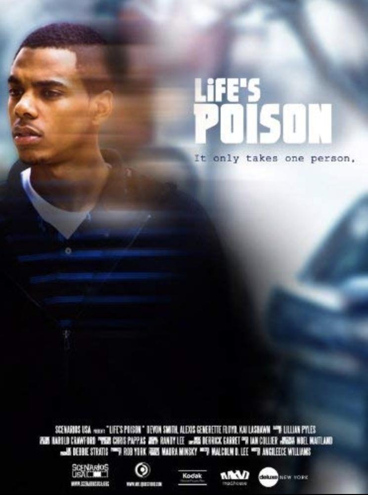 Life's Pioson - Director: Malcom D. Lee (Girls Trip, Night School)Winner: Cleveland International Film Festival