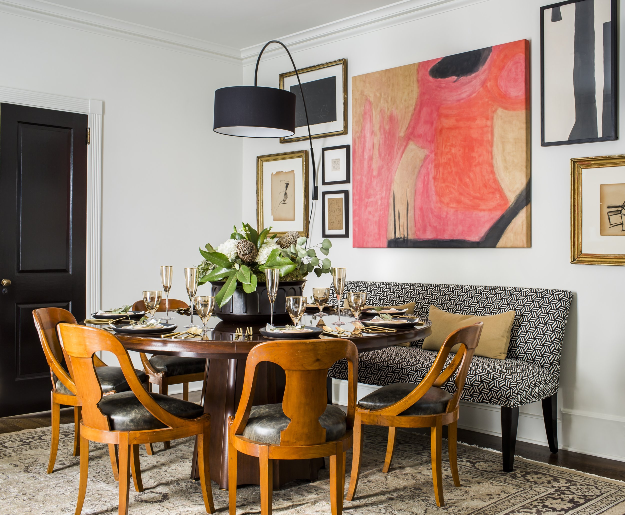 magnolia designer show house -