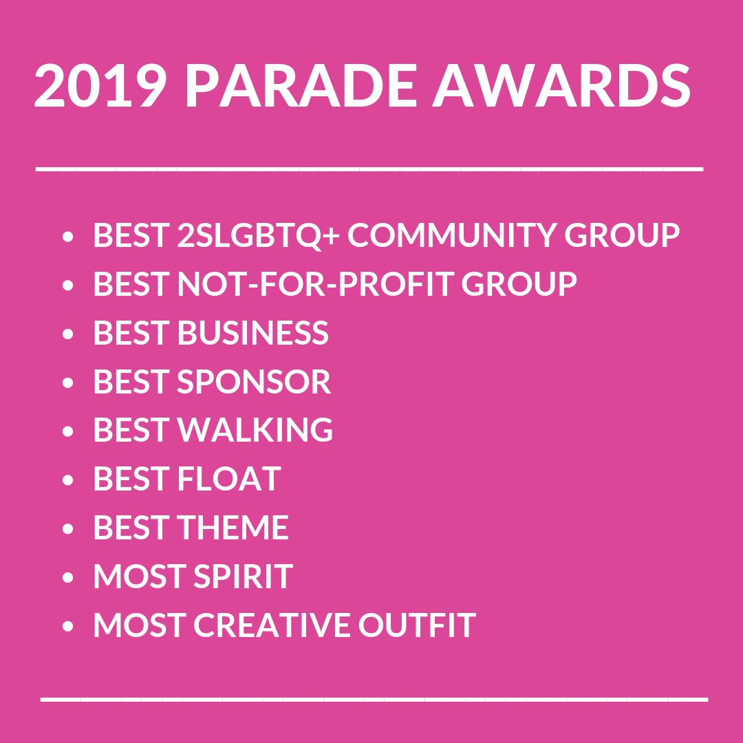 Parade Awards