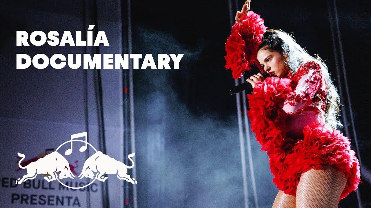 Rosalia x Red Bull