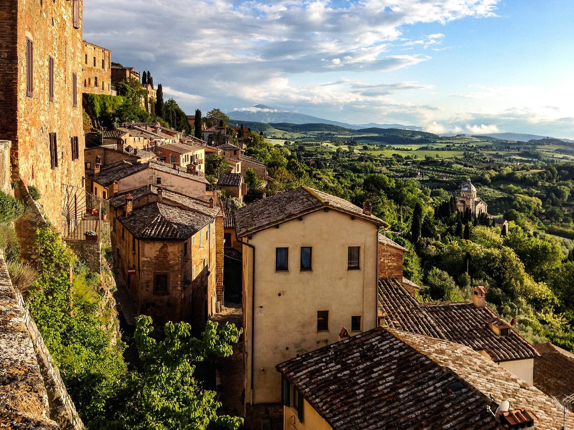 Tuscany, italymindfulness MEDITATION & yoga retreat - MAY 2019