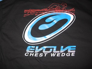 $15 Evolve Chest Wedge Shirt