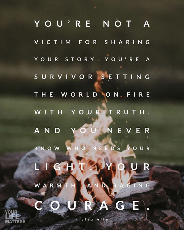 Share your story 🔥  #yourlifematters #yourlifemattersproject #ylmp #manateecounty #bettertogether #courage
