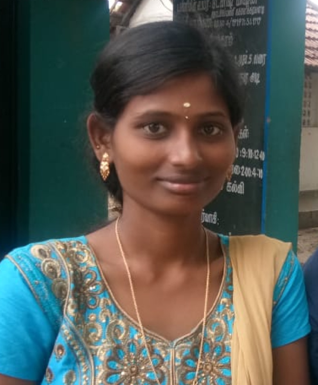 K. Anbarasi -  Programs Officer