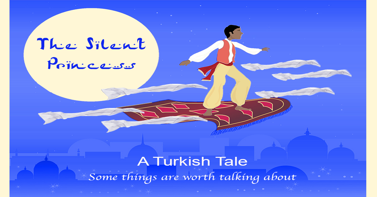 Some things are worth talking about.    From the Cradle of Civilization, we bring you a tale rich in beauty that celebrates the culture which brought the world agriculture, coffeehouses, and pastrami.    Together we will peer through the veil of silence and discover how conversation can break down many barriers.