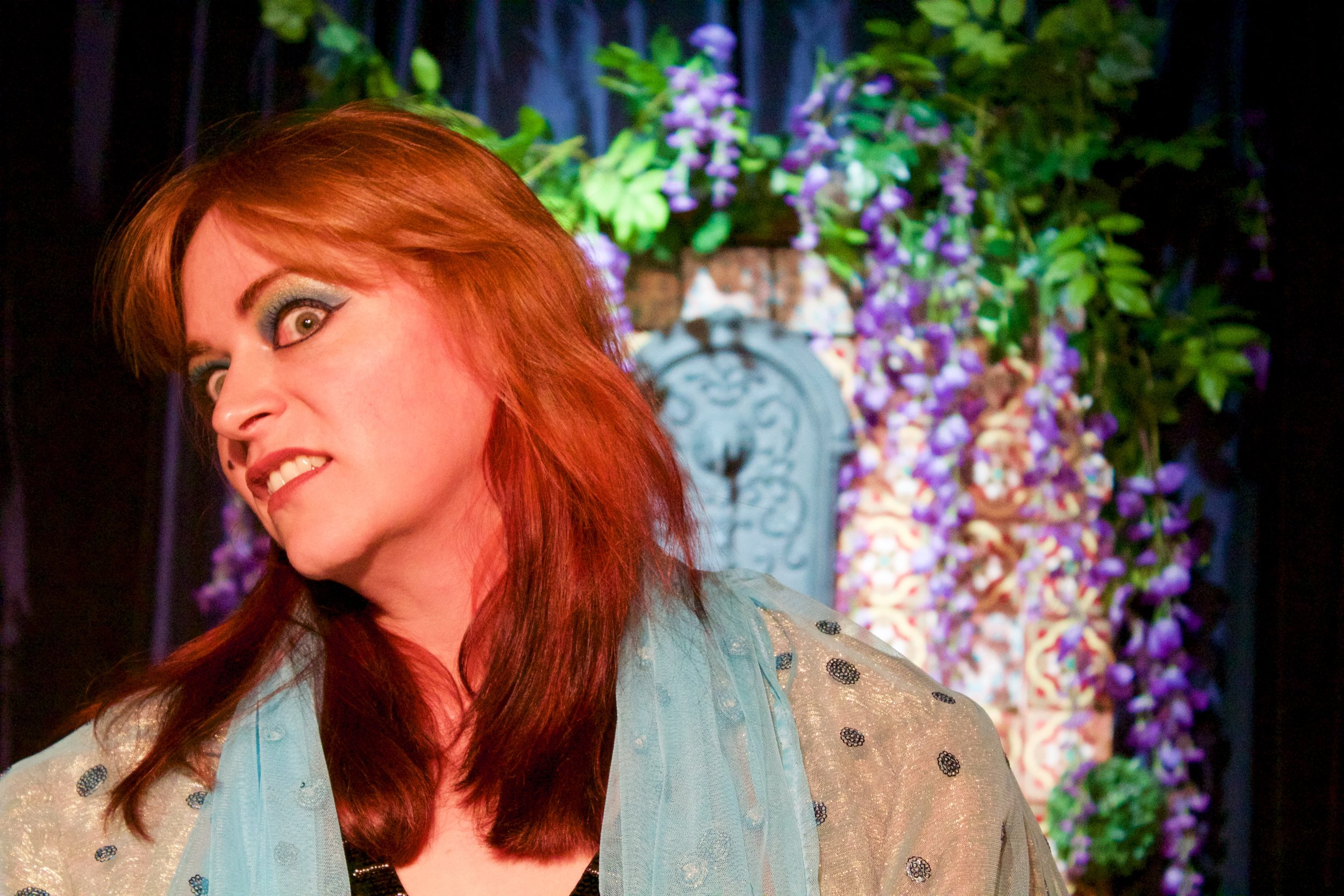 Patti Murtha  as The Enchantress